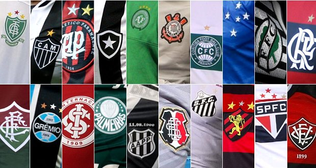 9ce255b2fb070 Compre camisas de clubes brasileiros e de clubes internacionais e seleções  de futebol