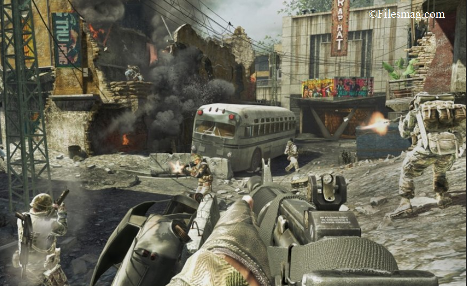 Call of duty black ops for pc screenshot