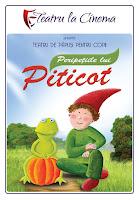 Castiga o invitatie tripla la spectacolul pentru copii Peripetiile lui Piticot