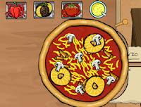 طبخ بيتزا الجامبوا