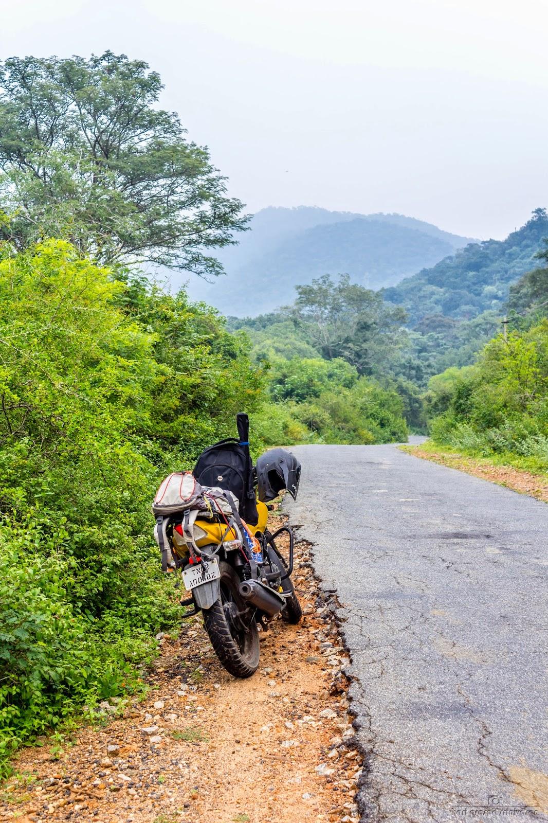 Route to Karamadai