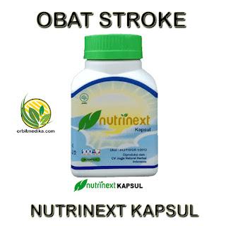 obat stroke manjur