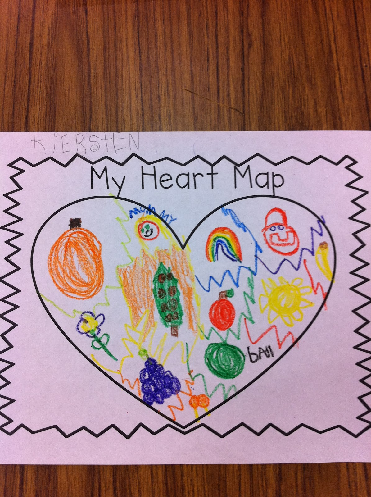 Welcome To Room 36 Monsters Heart Maps And Sammy