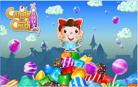Game Casual Terbaik Offline: Candy Crush Soda Saga Mod Apk