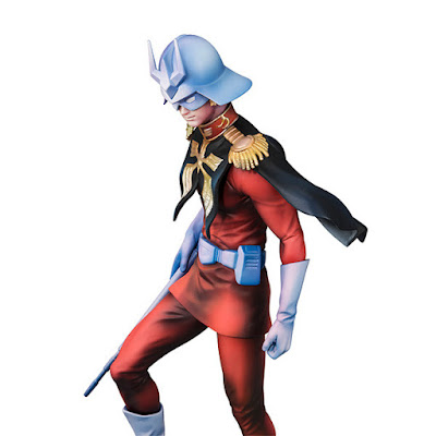 Char Aznable 1/8 Art Graphics ver. de Gundam - MegaHouse