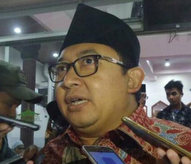 Fadli Zon: Hukum Di jadikan Alat Menekan Parpol, Hary Tone Merapat Jokowi