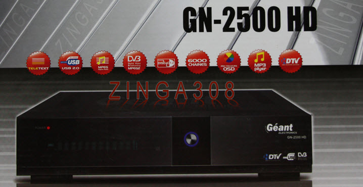 flash geant 2500hd new 1.44