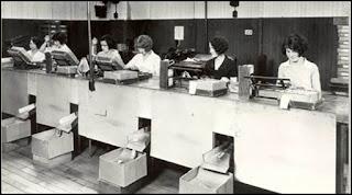 Trabalhadoras na Experiência de Hawthorne