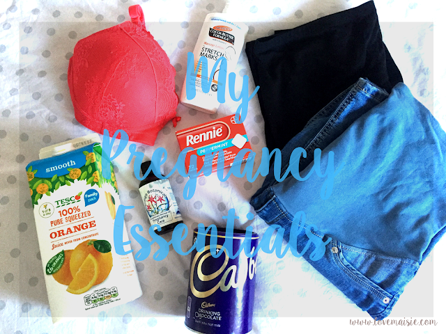 My Pregnancy Essentials | Love, Maisie