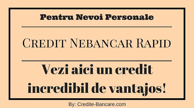 Exemplu incredibil de credit nebancar acordat pentru nevoi personale