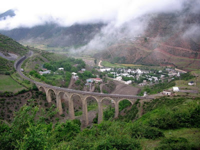 This unique journey takes in destinations that are rarely experienced on a completely enthralling journey between Tehran and PolSefid, a city in the central district of Savadkuh county, Mazandaran province.