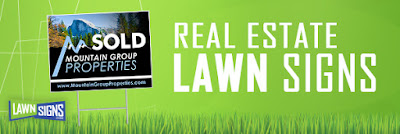 Real Estate Lawn Signs | Lawnsigns.com