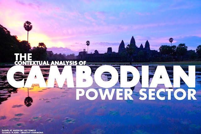 B&E | The Contextual Analysis of Cambodian Power Sector