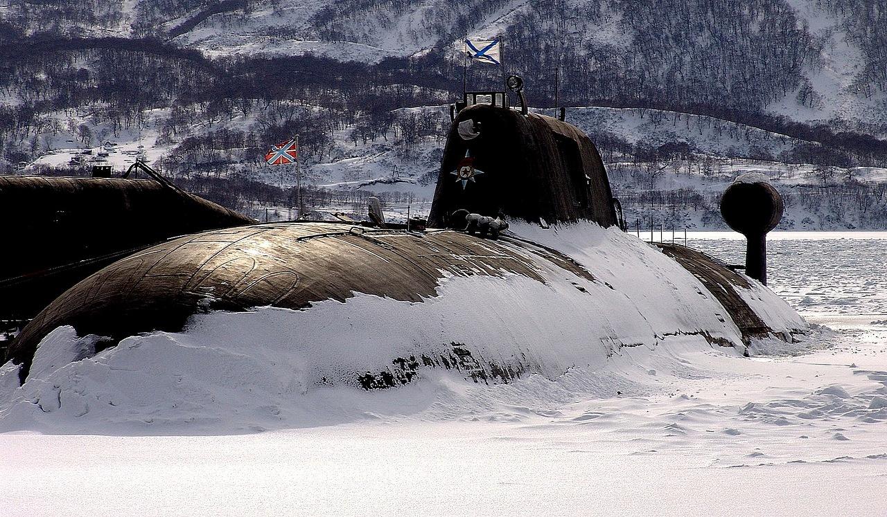 """الغواصات النووية الهجومية..للبحرية السوفييتية .""""الجزء الاول """" 950583AkulaII"""