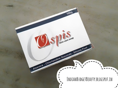 Ospis Skin Care Soap REVIEW Ft. Ethicare Remedies