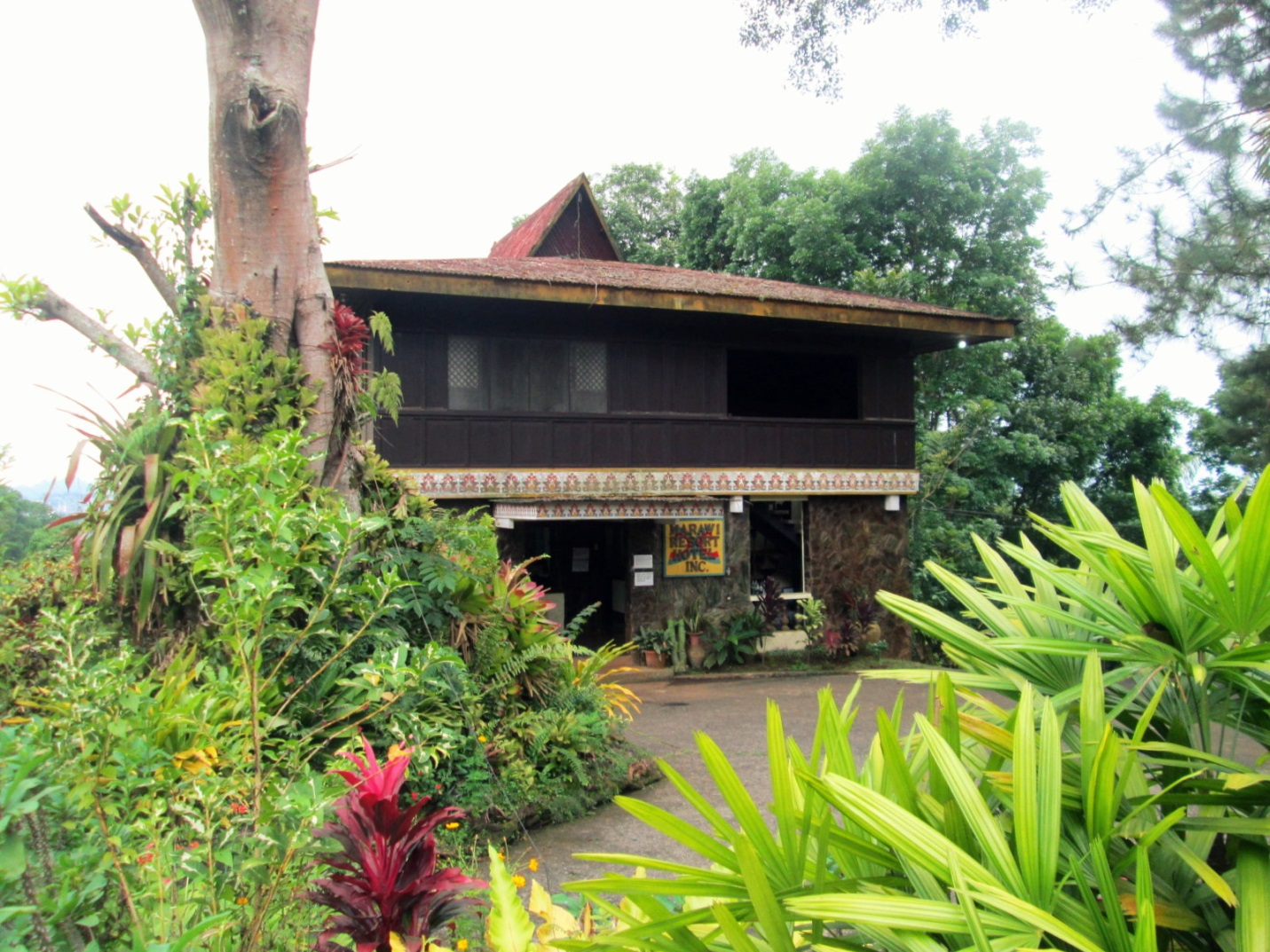 Reception Hall of Marawi Resort Hotel Incorporated