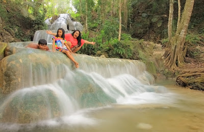 air terjun oehala
