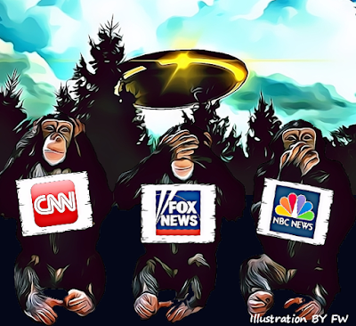 Corporate Media Sitting on Their Hands