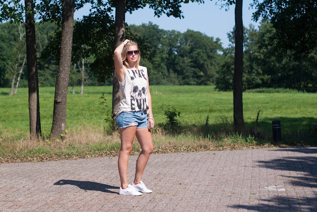 Outfit, Fashionblogger, look, Nike sneakers,