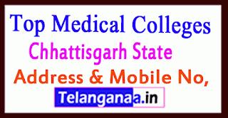 Top Medical Colleges in Chhattisgarh