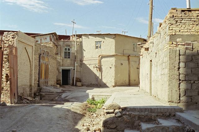 Ouzbékistan, Boukhara, © L. Gigout, 1999
