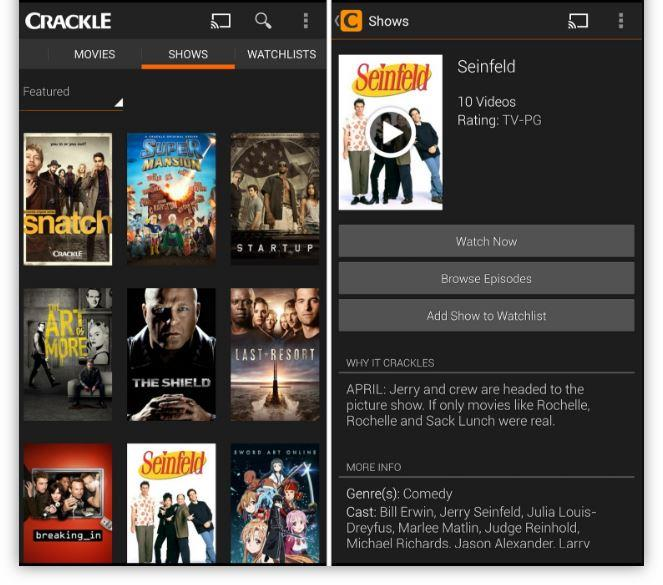 Out more best android app to watch tv shows free