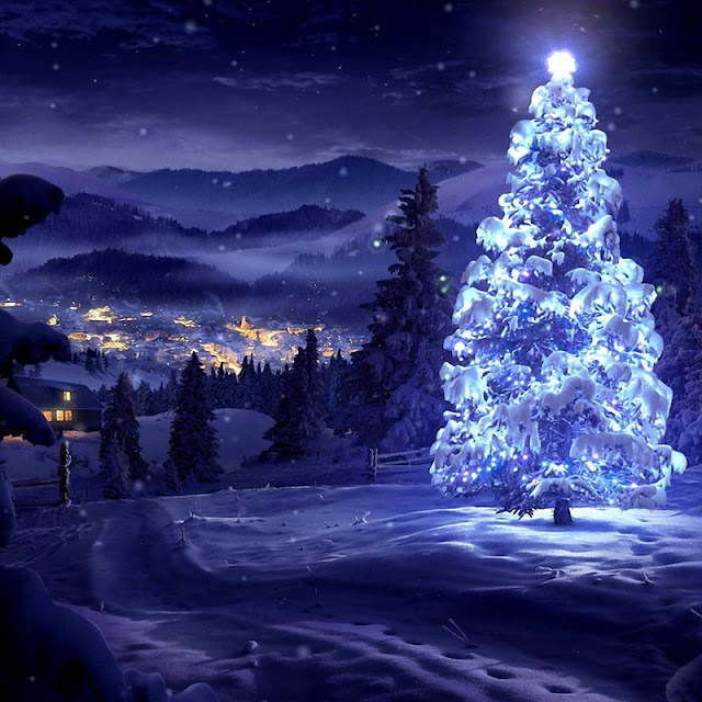Christmas Tree Wallpaper Engine