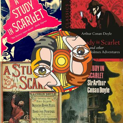 A Study in Scarlet (Sherlock Holmes #1) by Arthur Conan Doyle