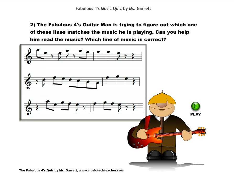 Ide611blog Music Tech Teacher A Collection Of Game Based Music