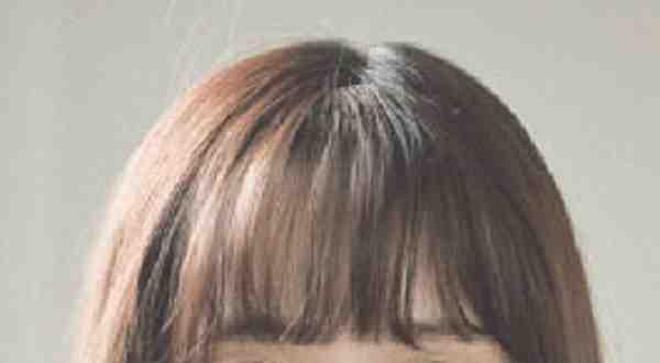 تنعيم شعر مقدمة الراس