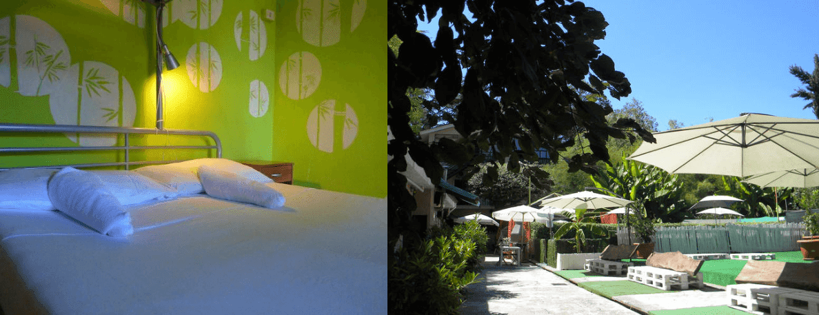 Wiki Hostel Greenvillage Roma İtalya