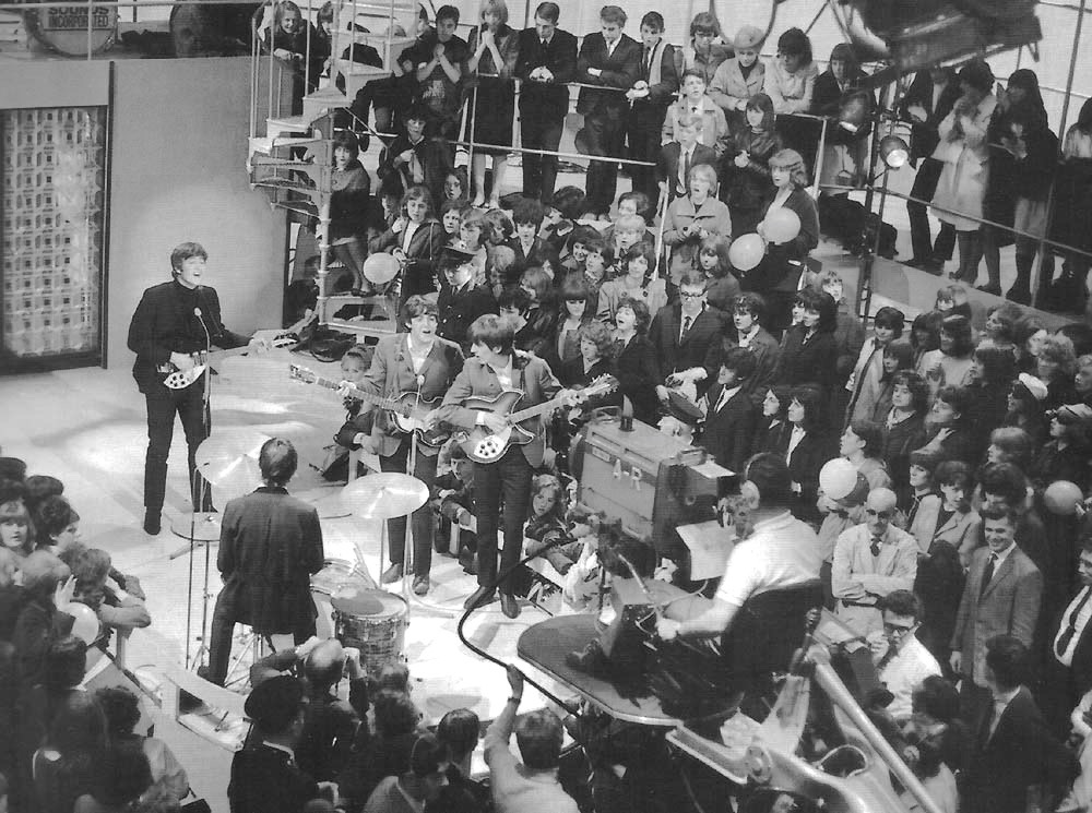 「beatles 1964 recording studio」の画像検索結果