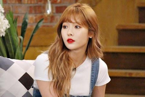 """✰INFO✰ Kilka wypowiedzi Hyuny z """"Happy Together"""" + komentarze Netizens"""