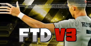 Download FTS Mod FTD v3 Update 2019 Best Graphics Apk Data Obb