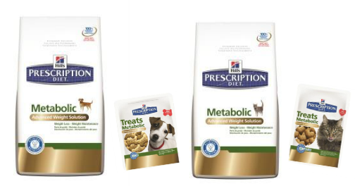 Hill's Metabolic Advanced Weight Loss Solution for dogs and cats #HillsPet