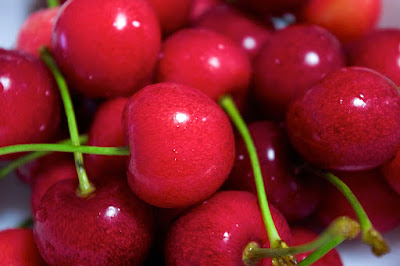 good-morning-Cherry-fruit-wallpaper