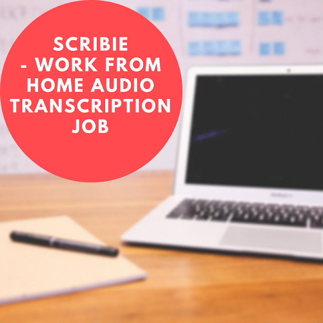 Scribie Review - Scribie Transcription