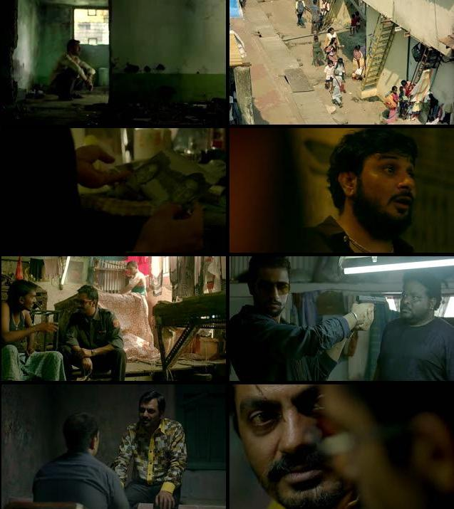 Raman Raghav 2.0 2016 Hindi 480p BluRay