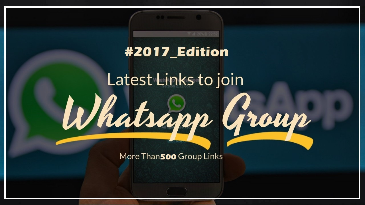 Whatsapp Group invite links Join Unlimited Whatsapp Groups