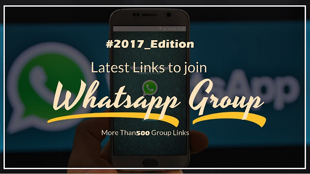 Whatsapp Group invite links | Join Unlimited Whatsapp Groups