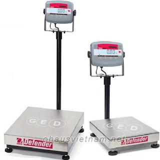 Cân bàn điện tử Ohaus Defender TM2000 D23P60ER