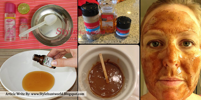 This Face Mask Magically Removes Stains , Acne Scars and Wrinkles After Second Use !