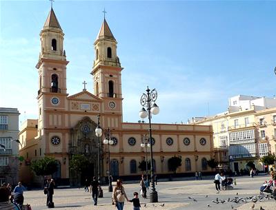 Seville and Cádiz