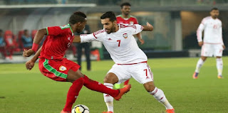 Oman vs UAE Live Streaming online Today 5-1-2018 Final Gulf 23 Cup
