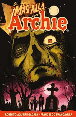 Portada El Más Alla con Archie