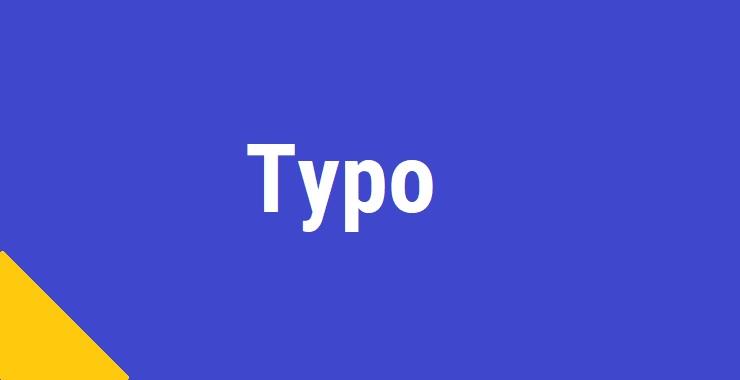 Cara Mudah Cek Typo Saat Mengetik Artikel Blog
