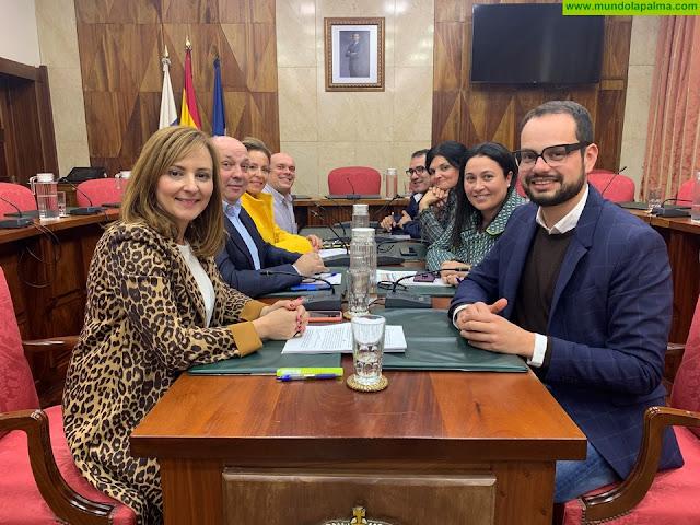 Coalición Canaria en el Cabildo rechaza un presupuesto que es más de lo mismo y no aporta soluciones a los problemas que tiene la Isla