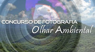 """Concurso de fotografia com o tema """"Olhar Ambiental""""tem inscrições abertas até o dia 22/05."""