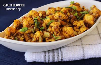 cauliflower pepper fry gobi fry cauliflower stir fry recipes roasted cauliflower kerala recipes side dishes ayeshas kitchen malabar recipes gobi recipes fry curry recipes