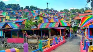 Setelah Melahap Lumpia, Puaskan Liburan di Semarang Bareng Kampung Pelangi